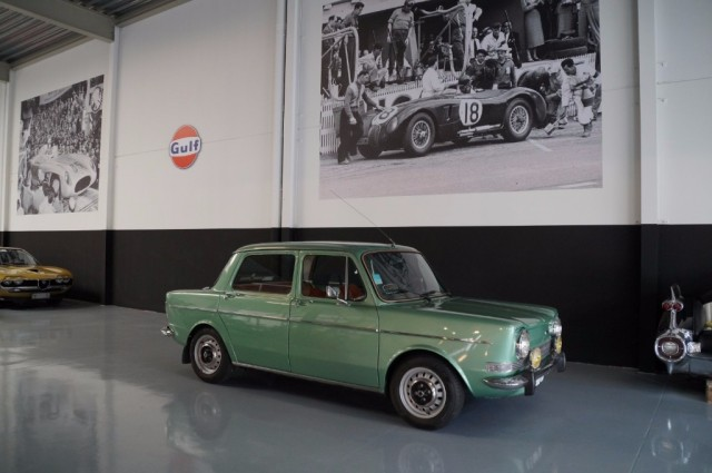 Buy this SIMCA 1000 1976  at Legendary Classics (1)