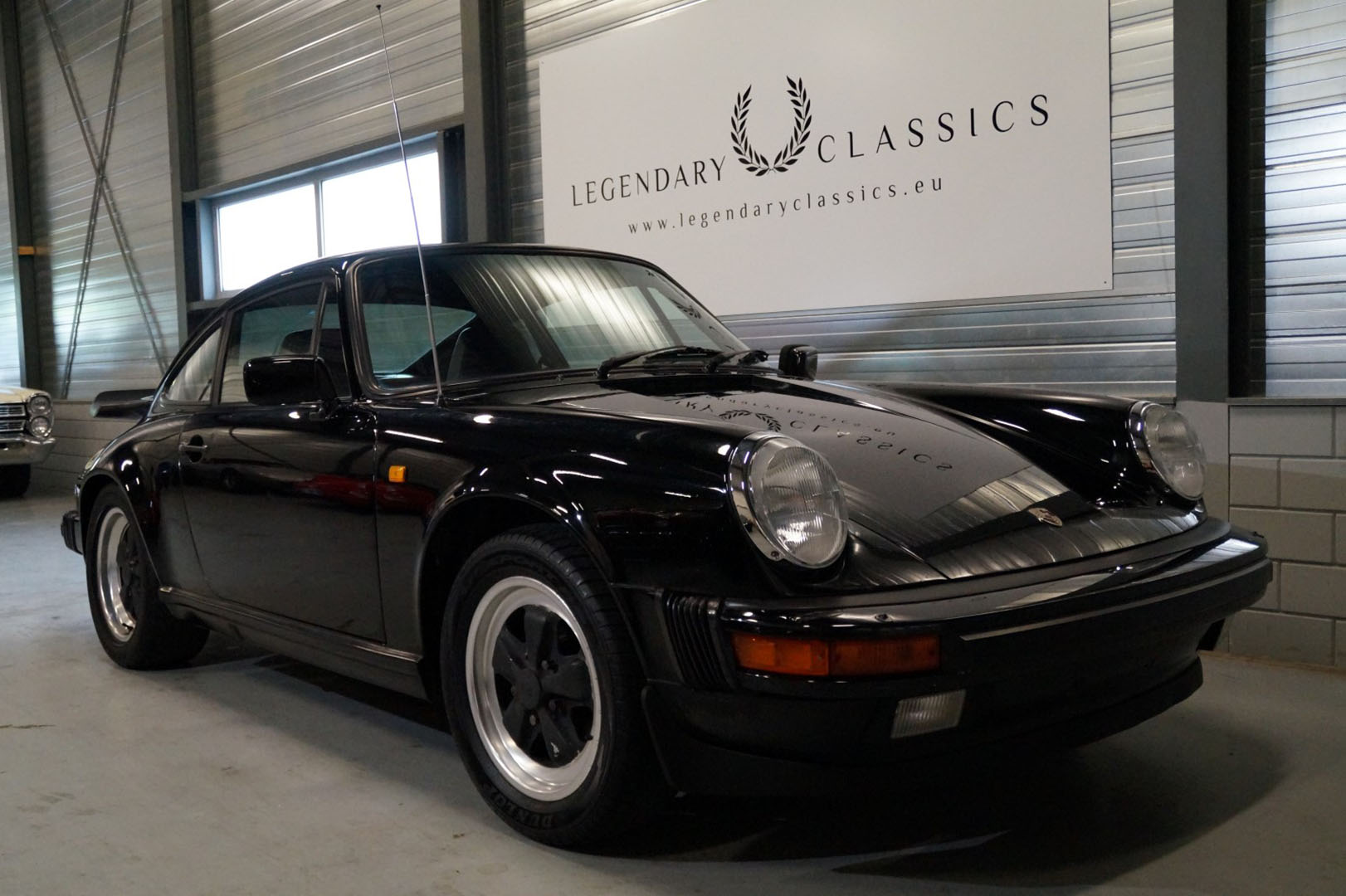 Buy this Porsche 911 3.2 carrera Coupe   at Legendary Classics