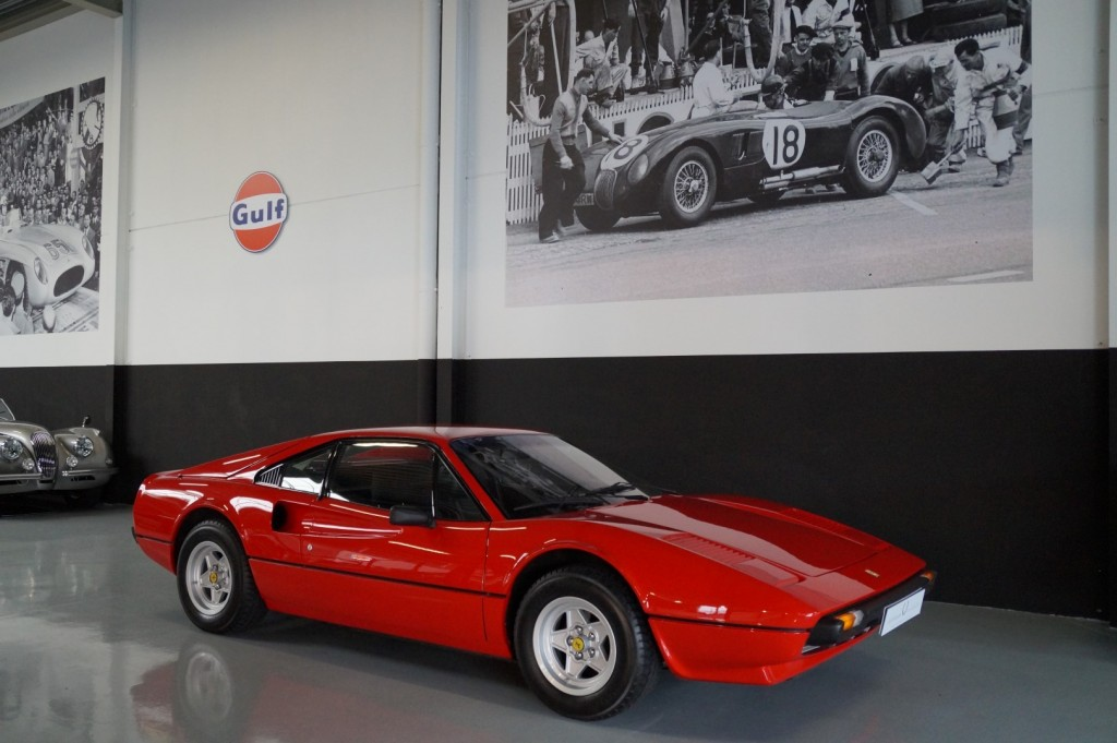 Buy this FERRARI 308 1979  at Legendary Classics (1)