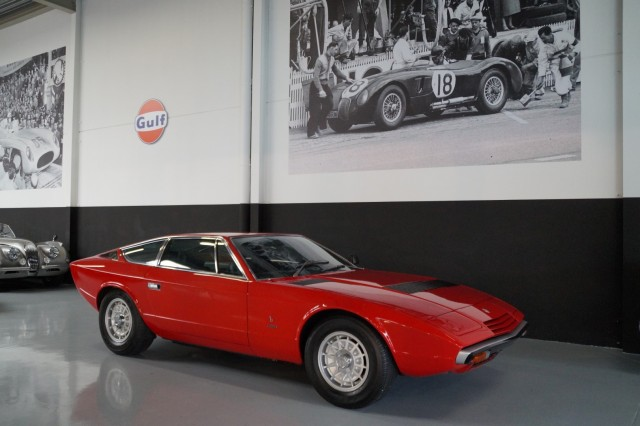 Buy this MASERATI OVERIGE 1977  at Legendary Classics (1)