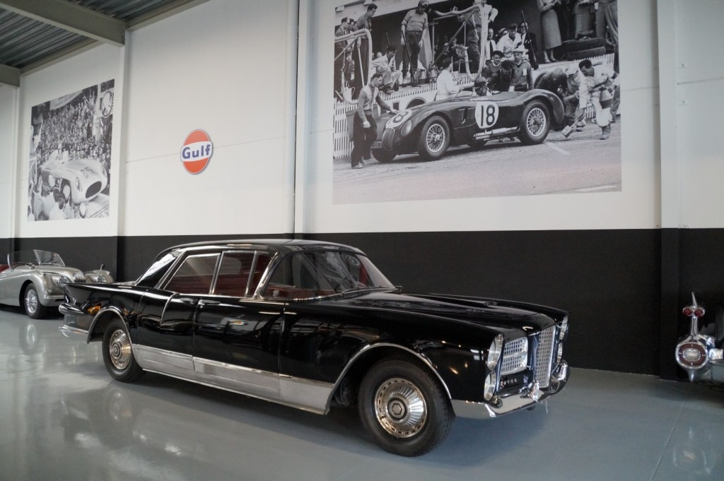 Buy this FACEL VEGA EXCELLENCE 1958  at Legendary Classics