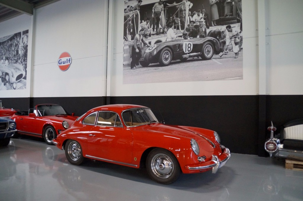 Buy this PORSCHE 356 1962  at Legendary Classics (1)
