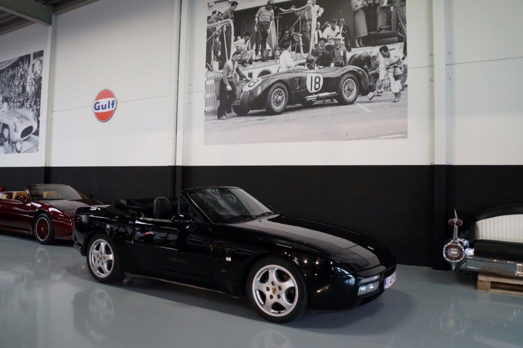 Buy this PORSCHE 944 1989  at Legendary Classics (1)