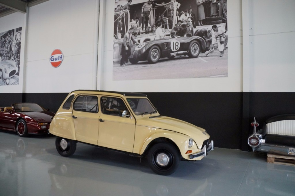 Buy this CITROEN DYANE 1977  at Legendary Classics (1)
