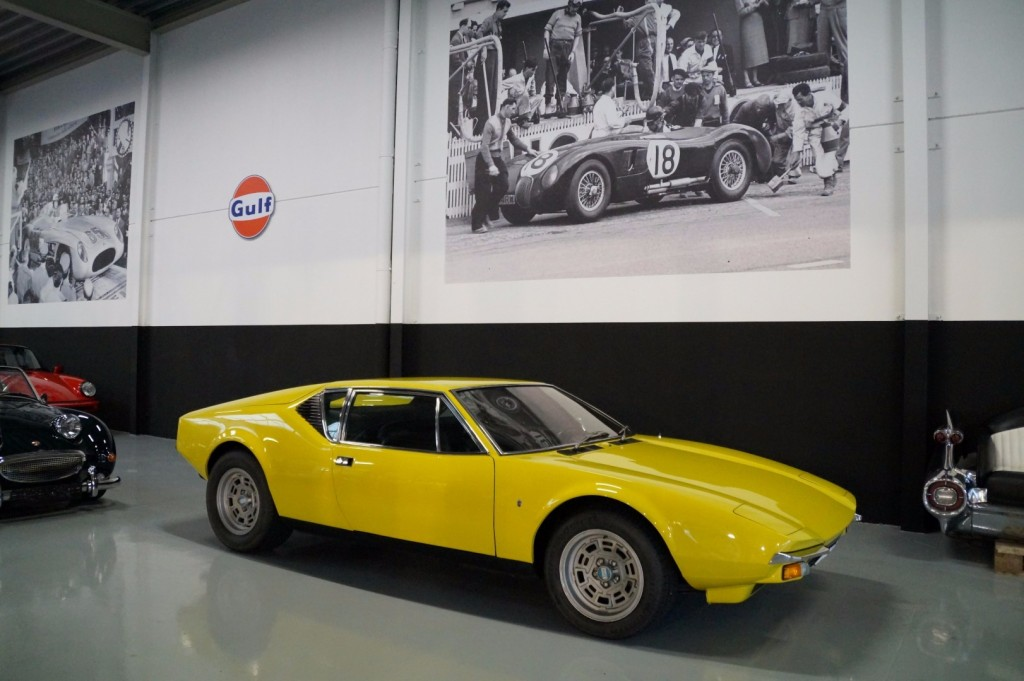 Buy this DE TOMASO PANTERA 1972  at Legendary Classics (1)