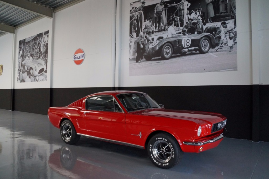 Buy this FORD MUSTANG 1966  at Legendary Classics