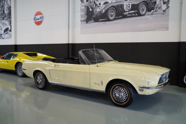 Buy this FORD MUSTANG 1968  at Legendary Classics