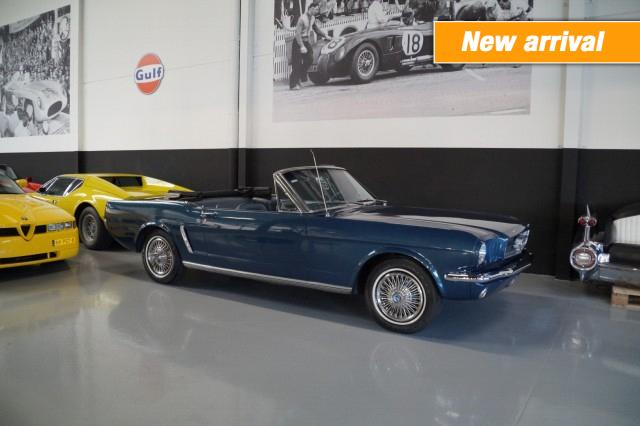 Buy this FORD MUSTANG 1965  at Legendary Classics (1)