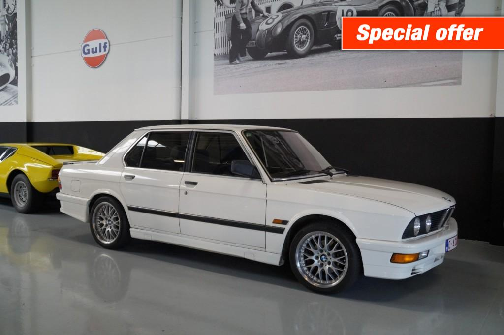 Buy this BMW 5-SERIE 1987  at Legendary Classics (1)