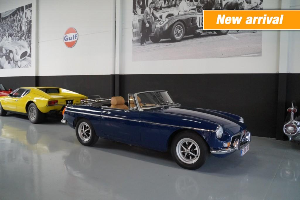 Buy this MG B 1970  at Legendary Classics (1)