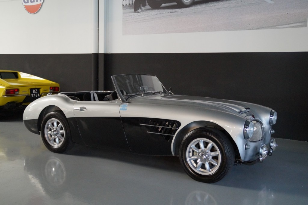 Buy this AUSTIN HEALEY 3000 1961  at Legendary Classics