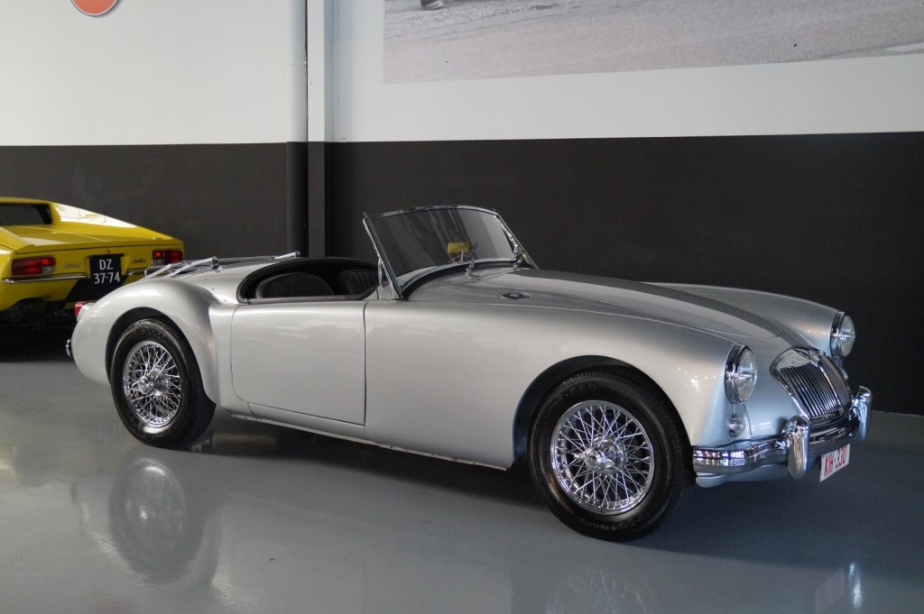 Buy this MG A 1958  at Legendary Classics (1)