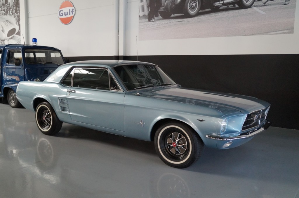Buy this FORD MUSTANG 1967  at Legendary Classics