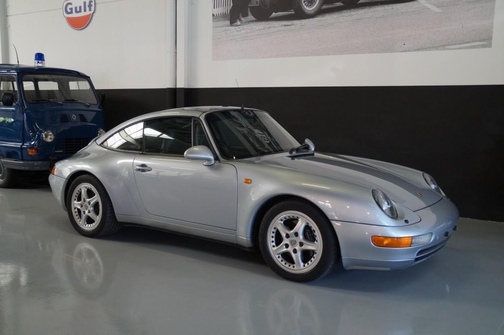 1996 Porsche 993 Targa Only 35000 Km 1996 For Sale Legendaryclassics Com
