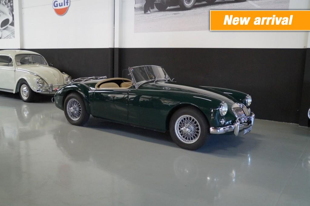 Buy this MG A 1955  at Legendary Classics