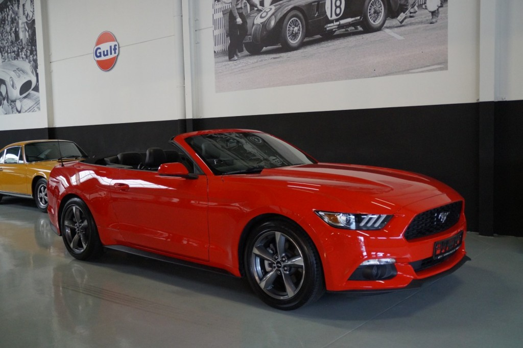 Buy this FORD MUSTANG 2016  at Legendary Classics