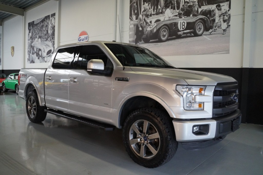 Buy this FORD USA F-150 2015  at Legendary Classics