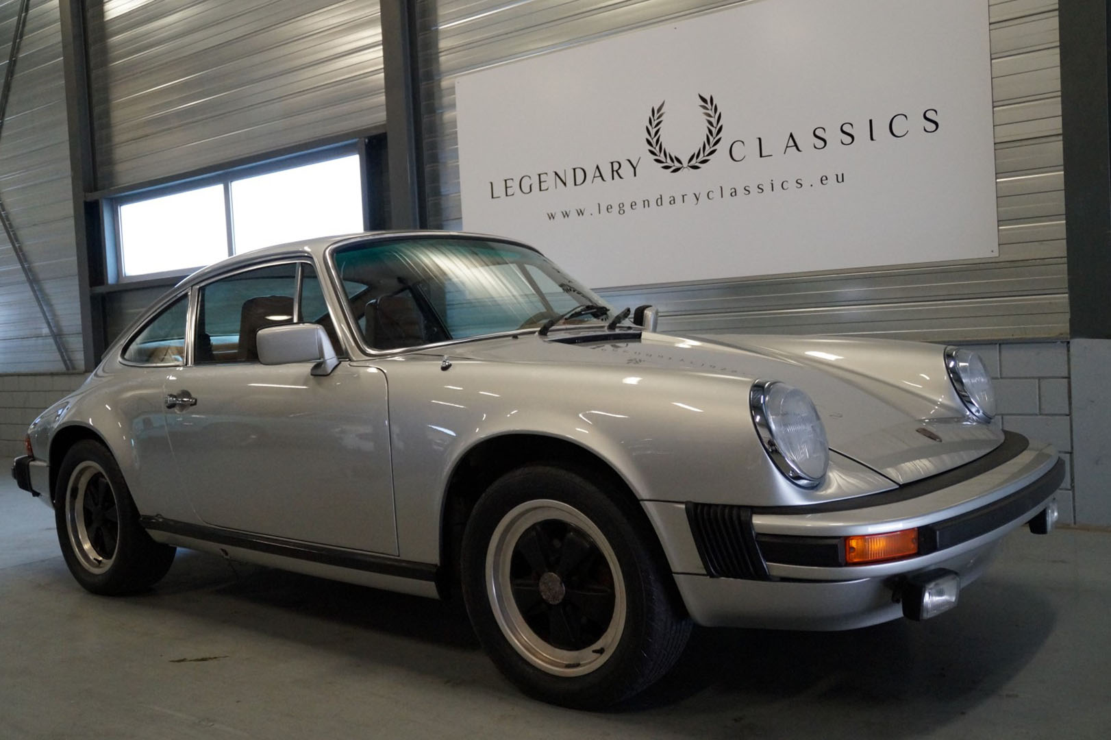 Buy this Porsche 911SC low mileage Coupe   at Legendary Classics