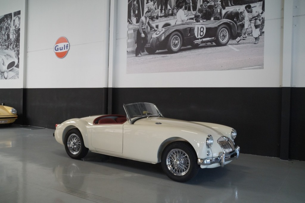Buy this MG A 1956  at Legendary Classics