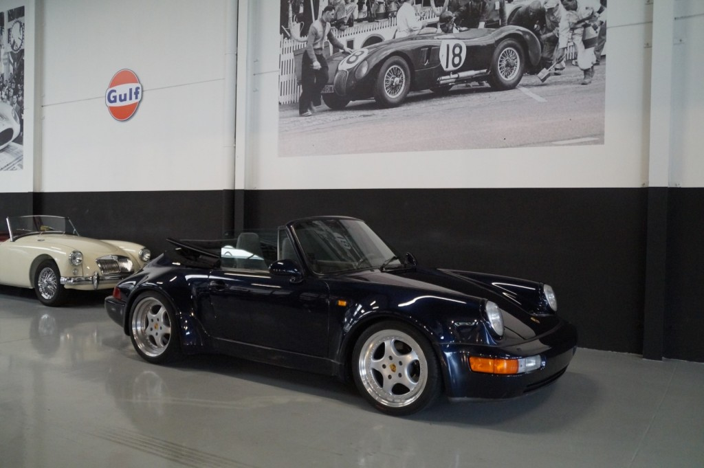 Buy this PORSCHE 911 1991  at Legendary Classics (1)