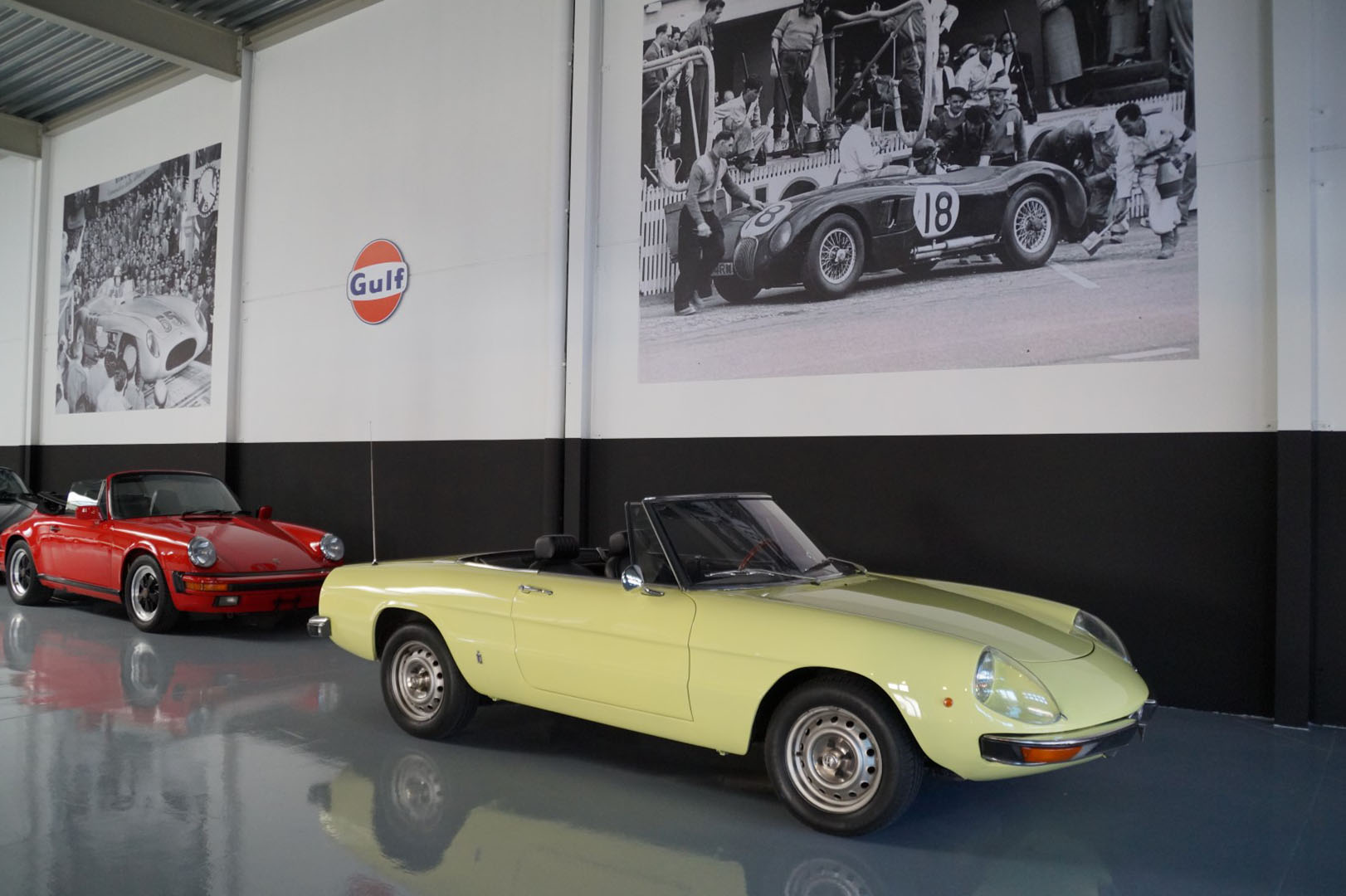 Buy this Alfa Romeo Spider 1600   at Legendary Classics (1)