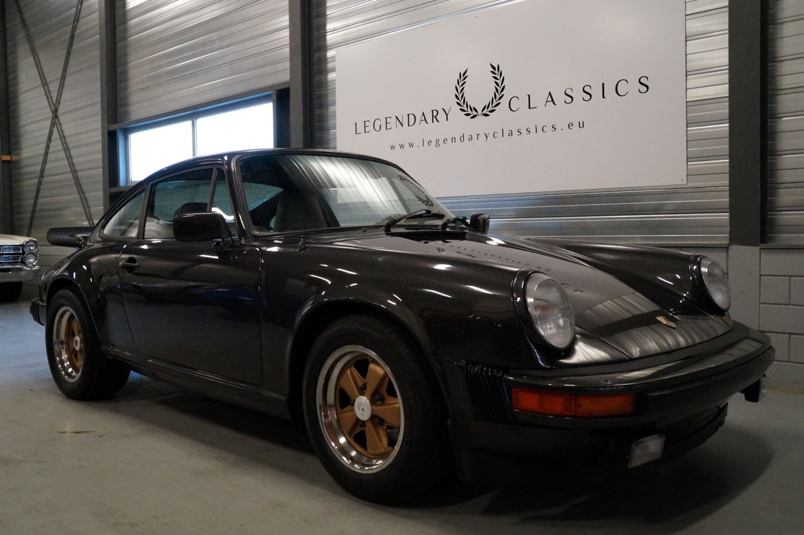 Buy this Porsche 911 Weissach Edition   at Legendary Classics