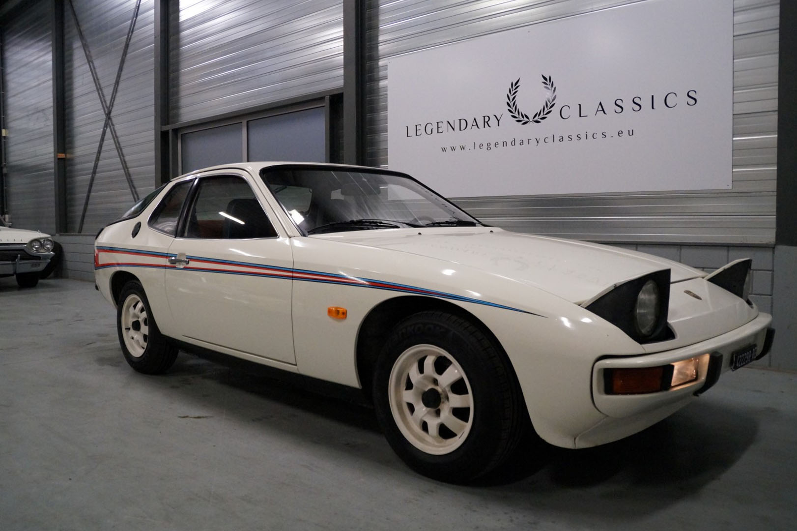 Buy this Porsche 924 Martini   at Legendary Classics (1)