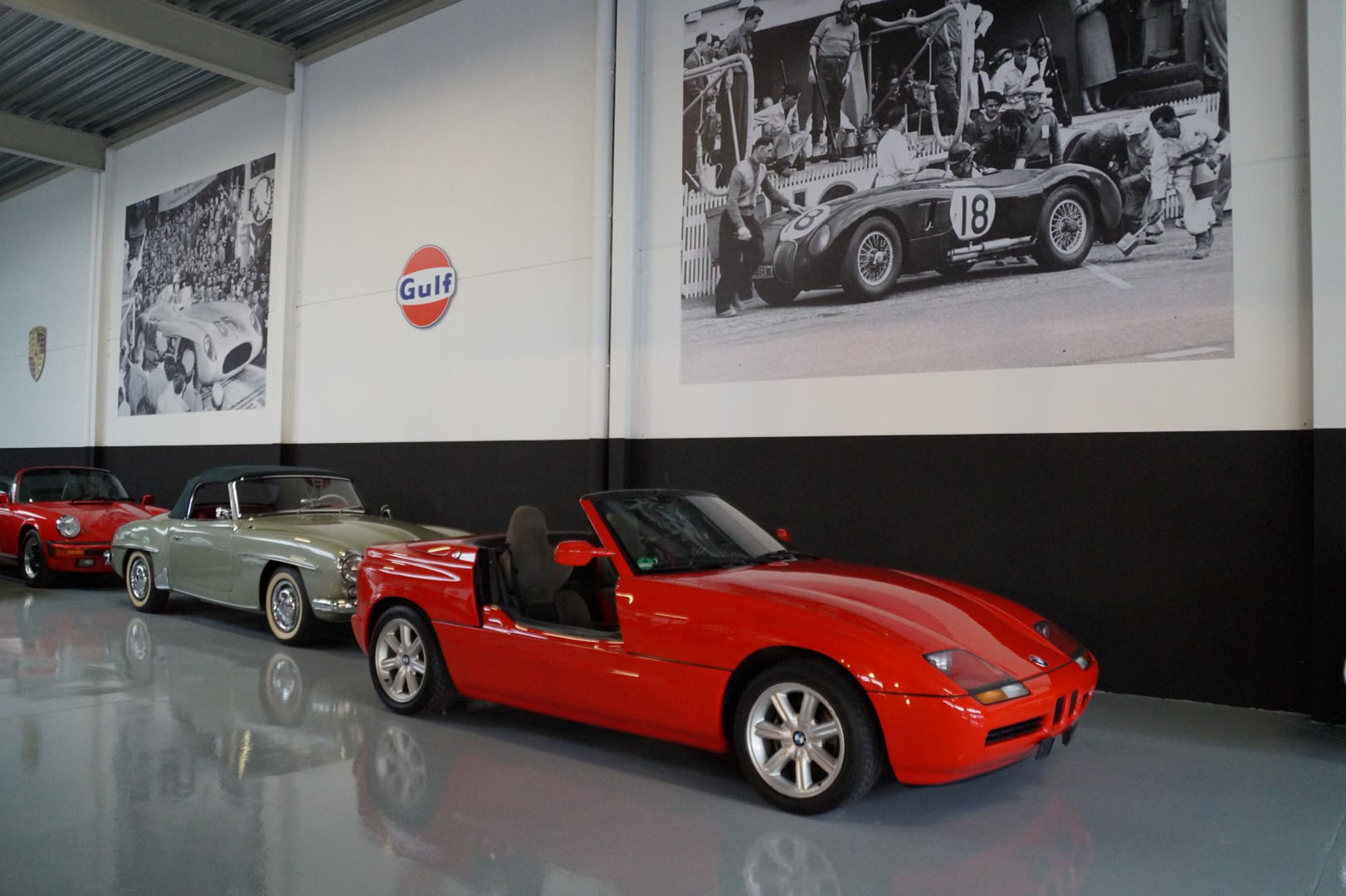 Buy this BMW Z1   at Legendary Classics