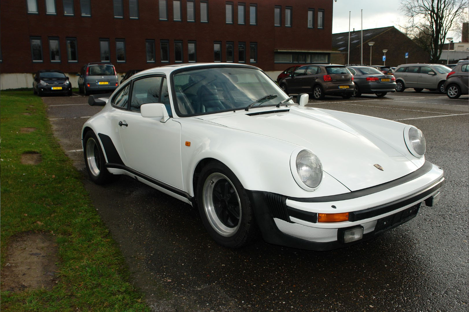 Buy this Porsche 930 Turbo Coupe   at Legendary Classics