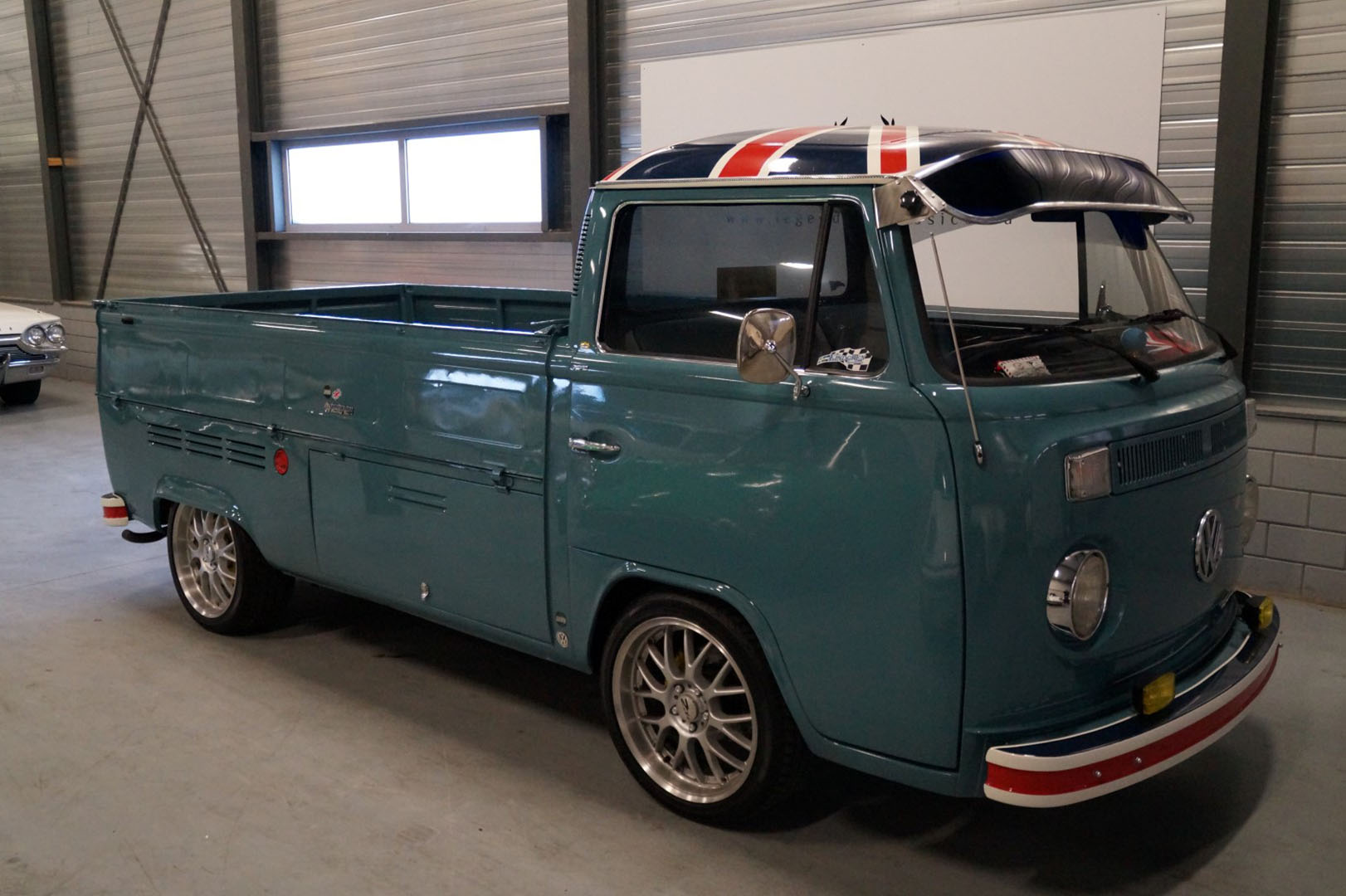 Buy this VW T2 Pick up   at Legendary Classics