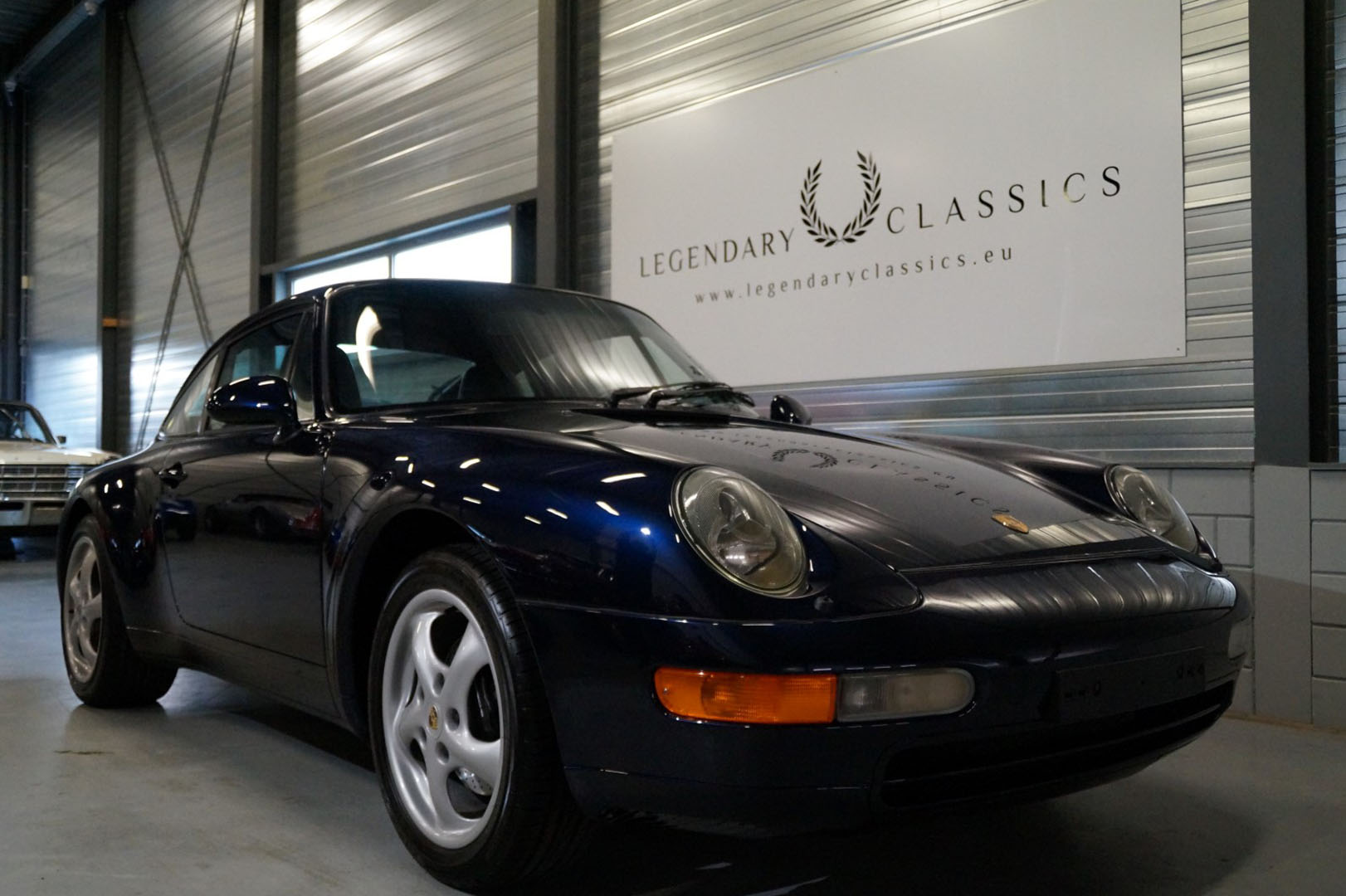 Buy this Porsche 993 Carrera 2 Coupe   at Legendary Classics