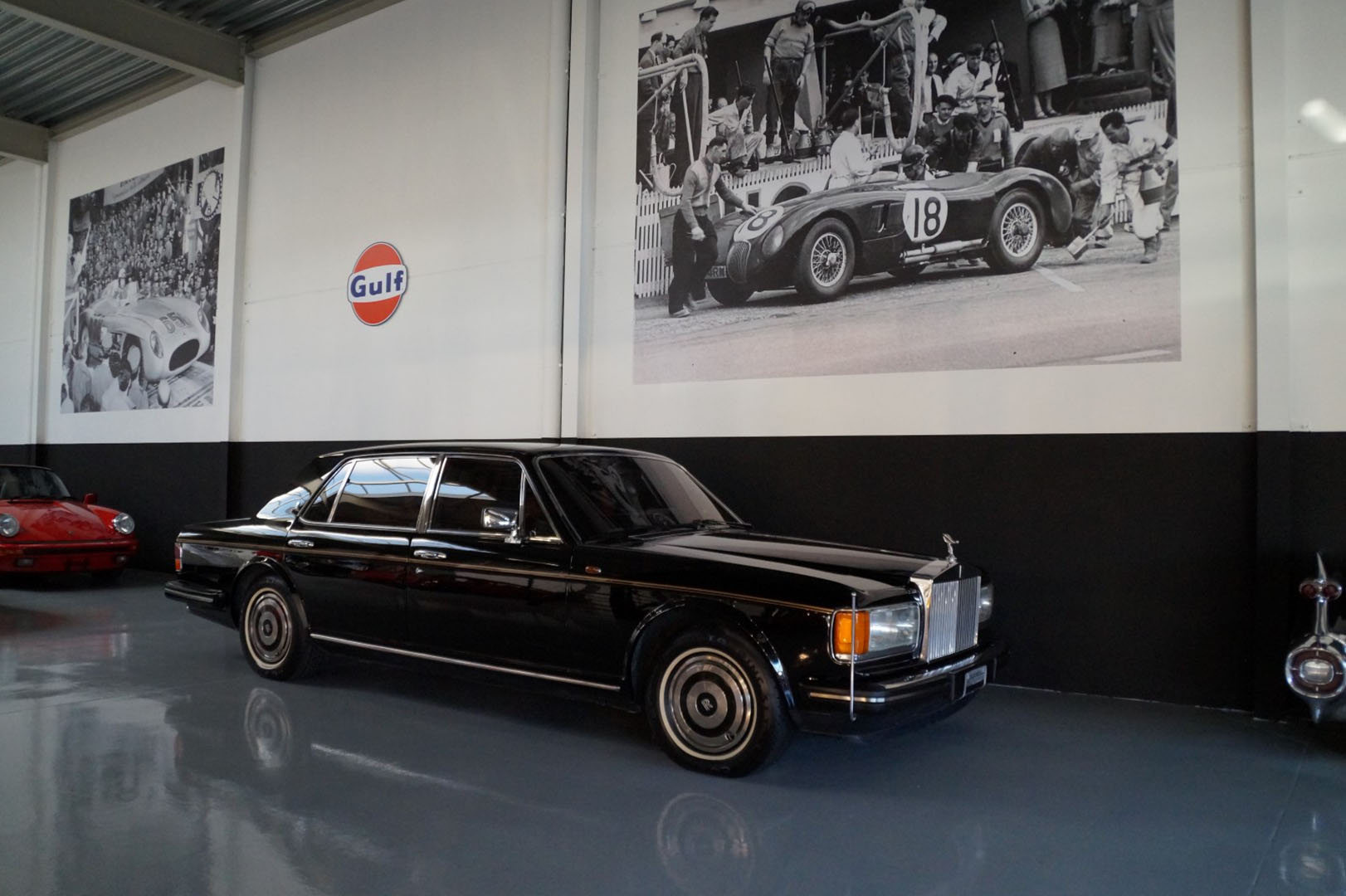 Buy this Rolls Royce silver spur   at Legendary Classics