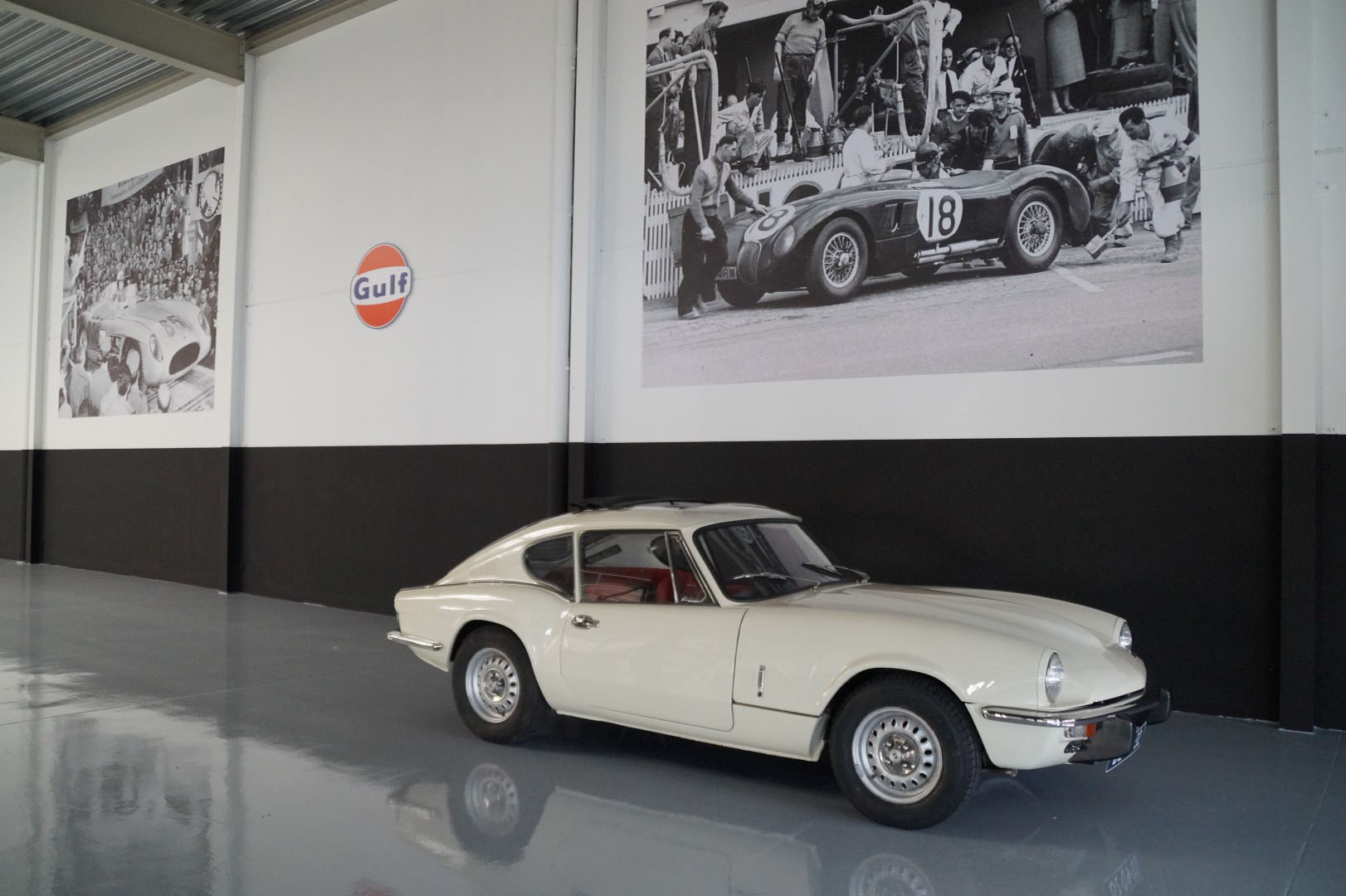 Buy this Triumph GT6  Mark 3 Coupe   at Legendary Classics
